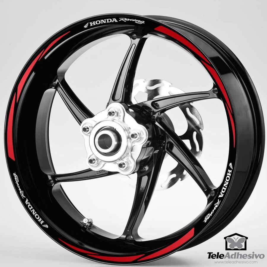 Stickers Motogp Honda Racing Rim Stripes