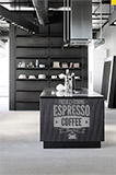 Wall Stickers: Fresh & Strong Espresso Coffee 4