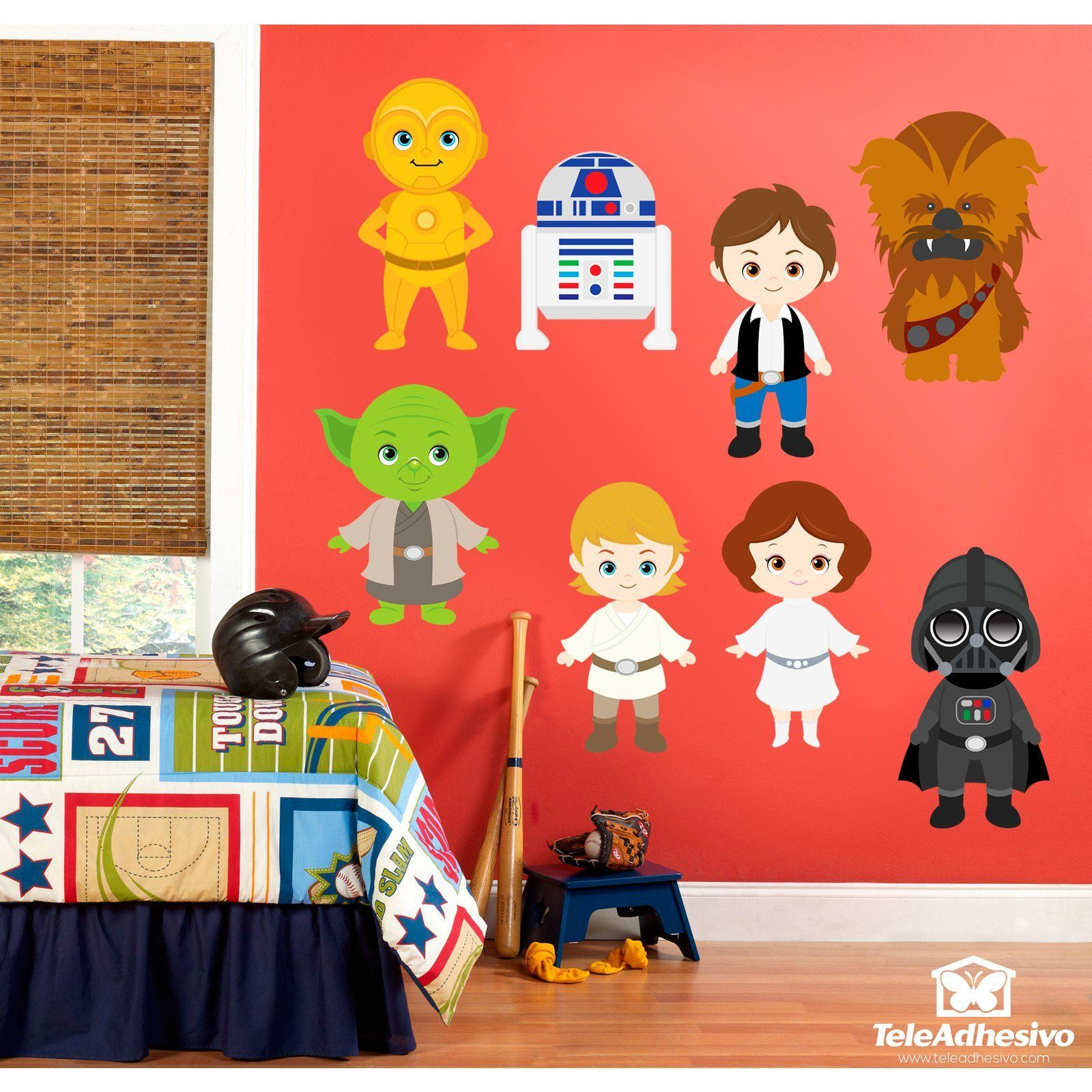 Star wars kit stickers for kids star wars kit amipublicfo Gallery