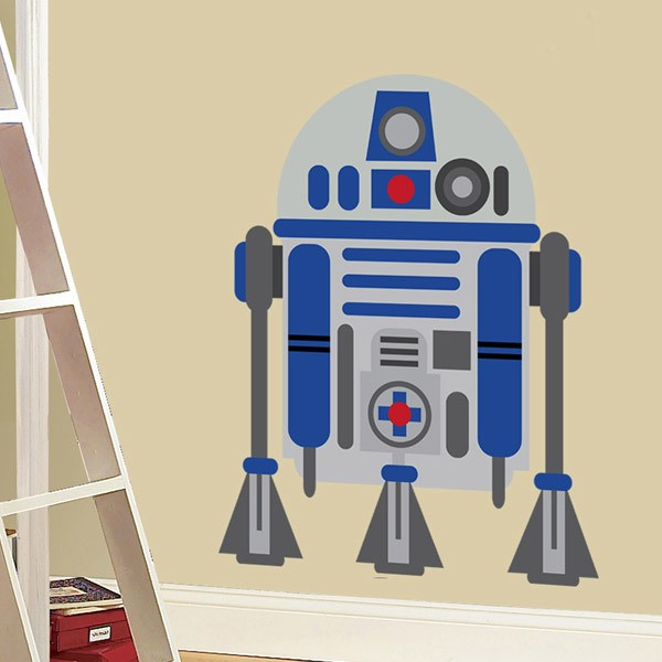 Stickers for Kids: R2D2