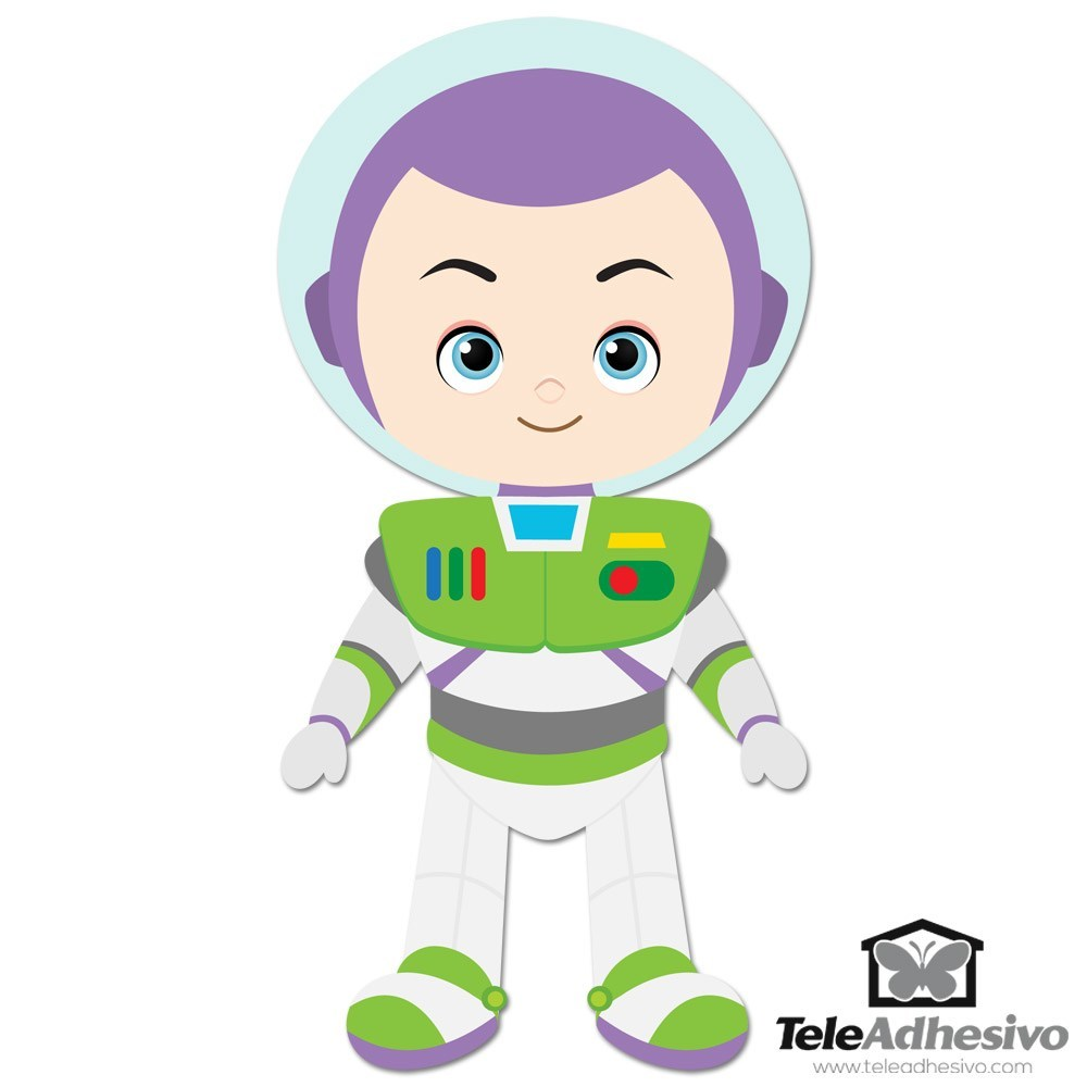 buzz lightyear buzz lightyear toy story decal removable wall sticker art