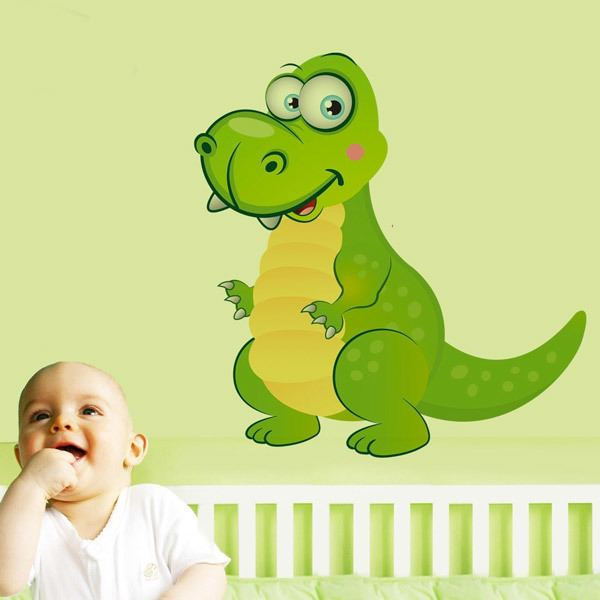 Stickers for Kids: Rex