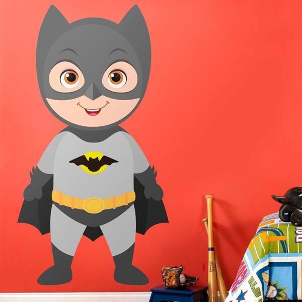 Stickers for Kids: Batman