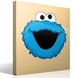 Stickers for Kids: Monster cookies laughter 4
