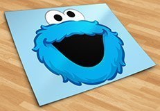 Stickers for Kids: Monster cookies laughter 5