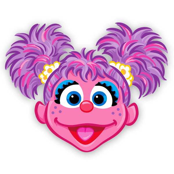 the gallery for gt sesame street abby png