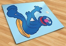 Stickers for Kids: Grover has an idea 5