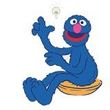 Stickers for Kids: Grover has an idea 6