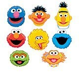 Stickers for Kids: Sesame Street kit 6