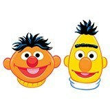 Stickers for Kids: Ernie and Bert 6