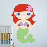 Stickers for Kids: The Little Mermaid 3