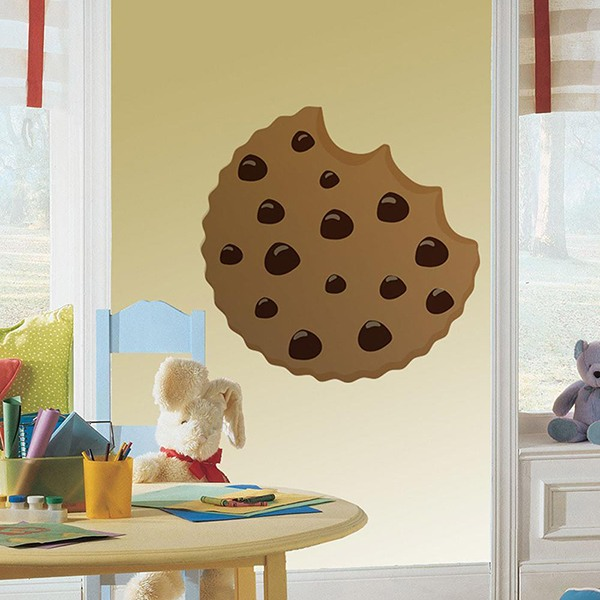 Stickers for Kids: Cookie