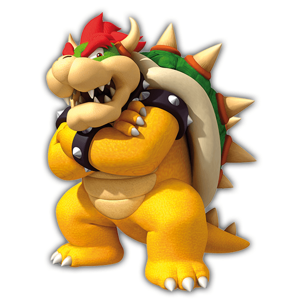 Stickers for Kids: Bowser 2