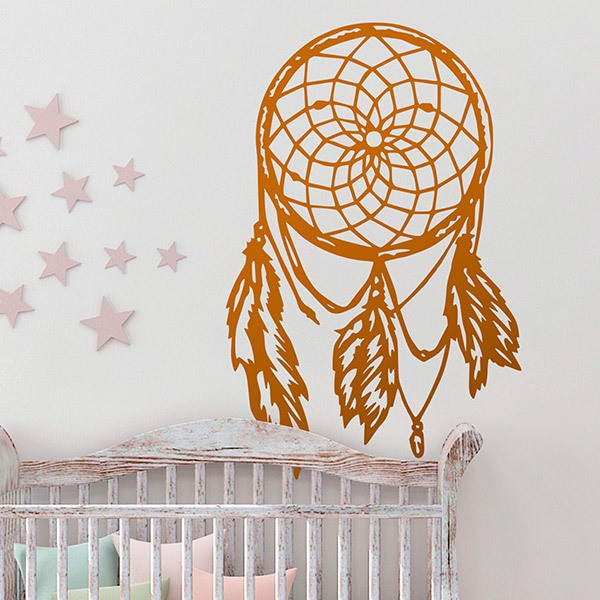Wall Stickers: Apache Dream catchers