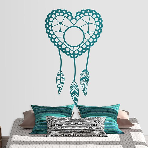 Wall Stickers: Dream catchers of Love