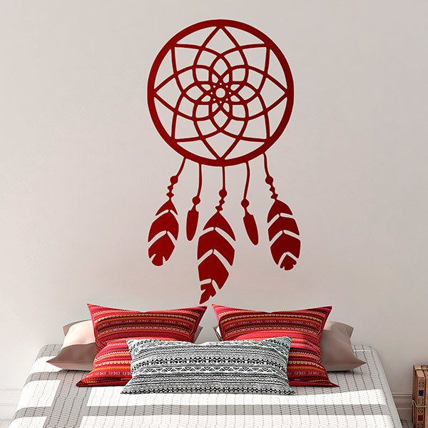 Wall Stickers: Sioux Dream catchers