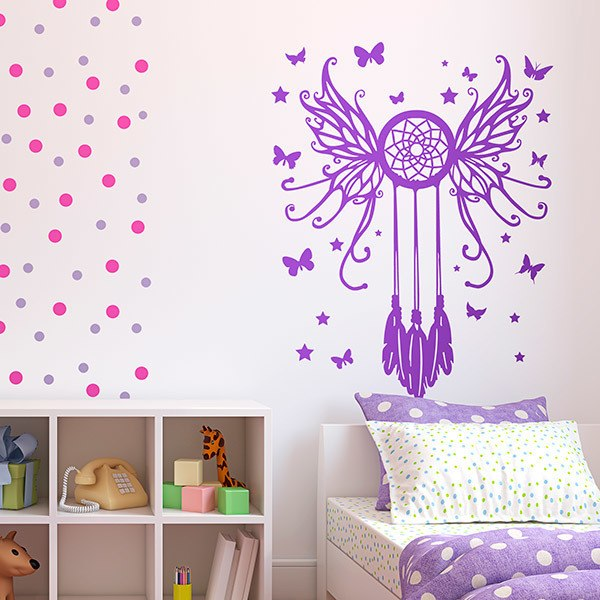 Wall Stickers: Dream catchers of Fairies