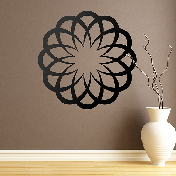 Wall Stickers: circulares 108