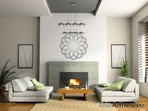 Wall Stickers: Basic Mandala 2