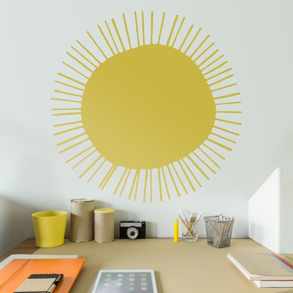 Wall Stickers: Suns 20