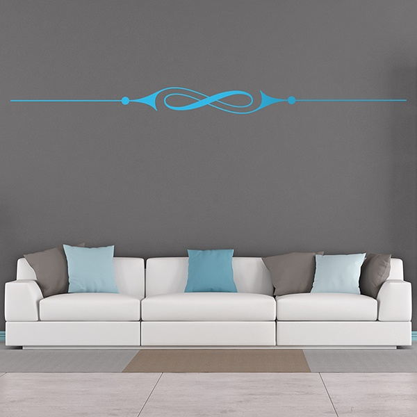 Wall Stickers: ornamento312