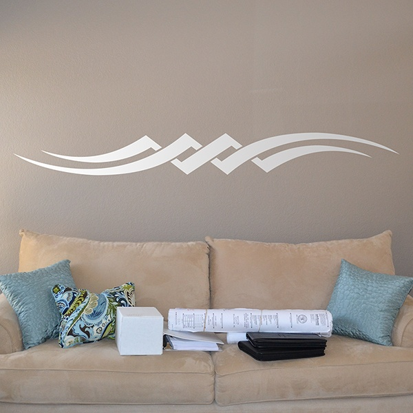 Wall Stickers: ornamento319