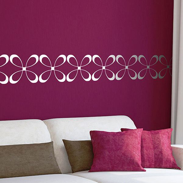 Wall Stickers: Wall Border