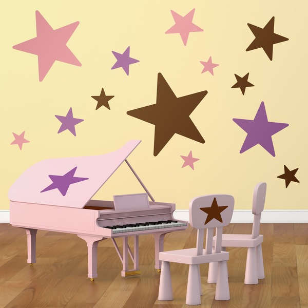 Wall Stickers: Star
