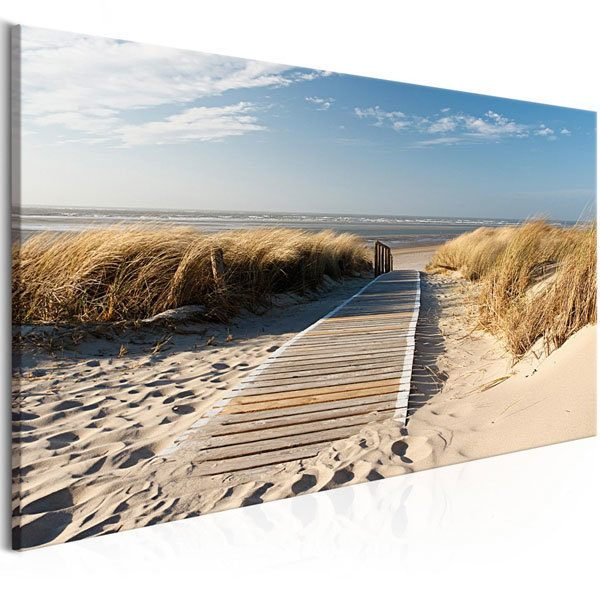 Other products: Footbridge on the beach