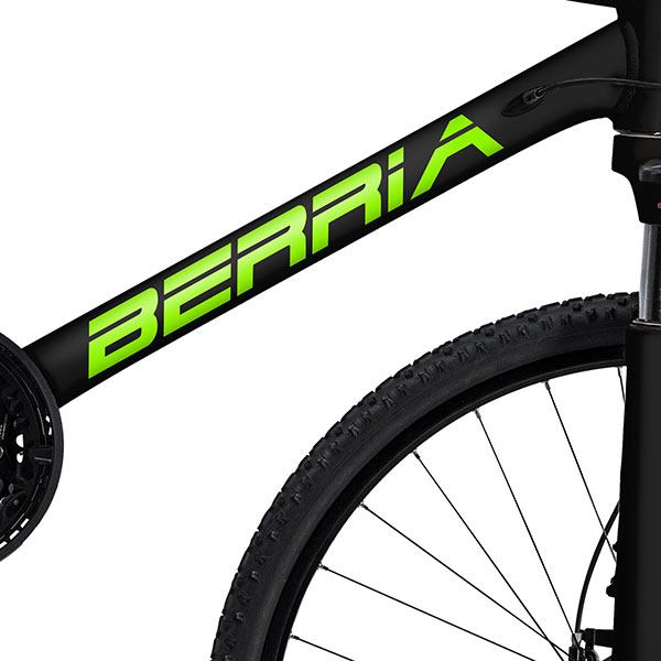Car & Motorbike Stickers: Kit Bike MTB Berria Classic