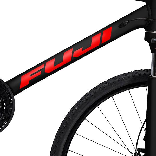 Car & Motorbike Stickers: Kit Bike MTB Fuji