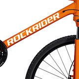 Car & Motorbike Stickers: Kit Bike MTB Rockrider 2