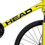 Car & Motorbike Stickers: Kit Bike MTB Head 2