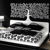 Wall Stickers: Tree of Life by Klimt 3