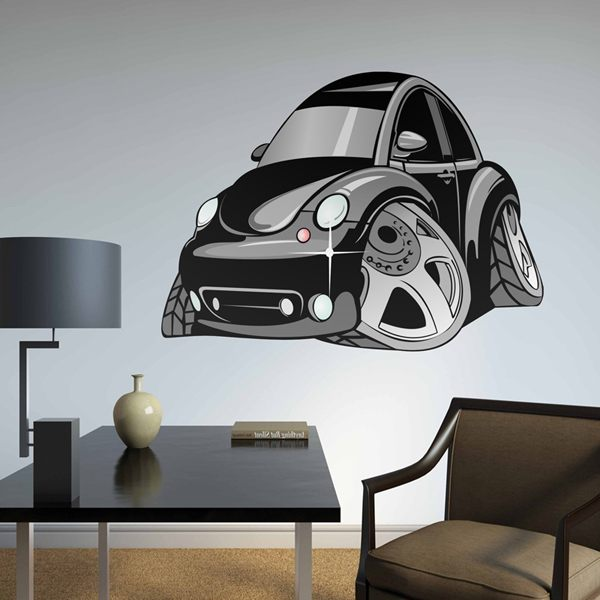 Stickers for Kids: Volkswagen