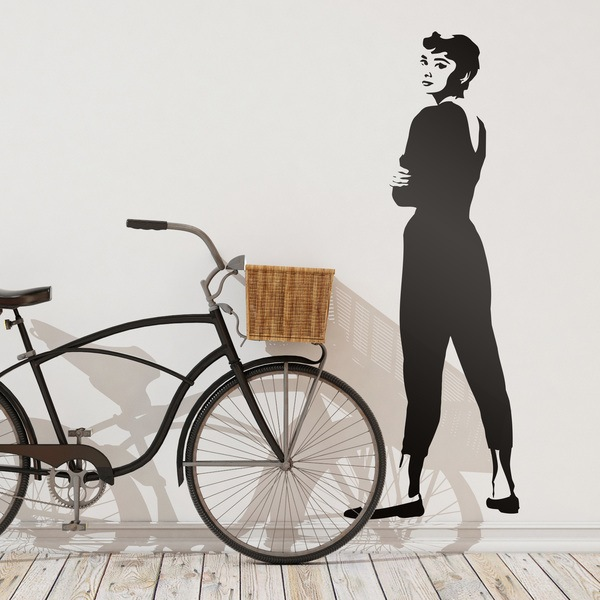 Wall Stickers: Audrey