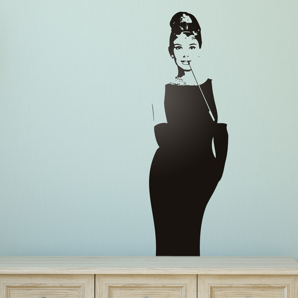 Wall Stickers: Audrey Classic
