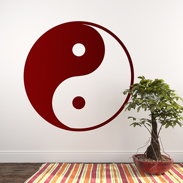 Wall Stickers: Yin Yang