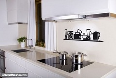 Wall Stickers: Small appliances 2