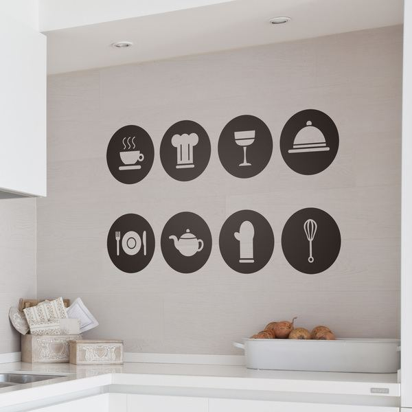 Wall Stickers: Pictograms