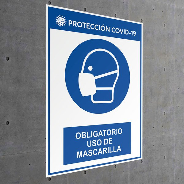 Car & Motorbike Stickers: Protection covid19 use of mask