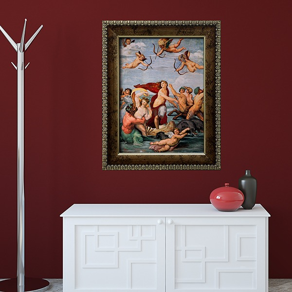 Wall Stickers: Picture The Triumph of Galatea
