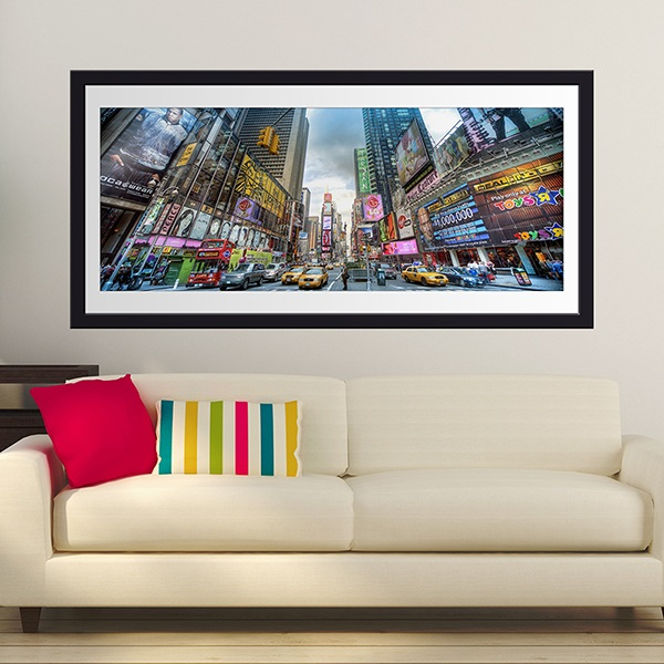 Wall Stickers: Picture Nasdaq