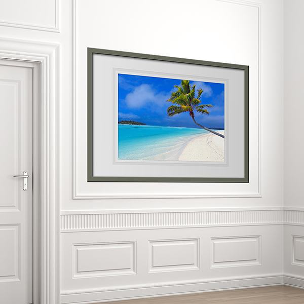 Wall Stickers: Picture Crystal Coast