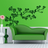 Wall Stickers: Branch of a tree in spring 3