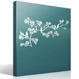 Wall Stickers: Branch of a tree in spring 7