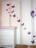Wall Stickers: Kit 17 Insects 5