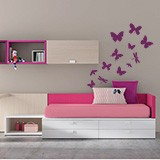 Wall Stickers: Kit 17 Insects 6