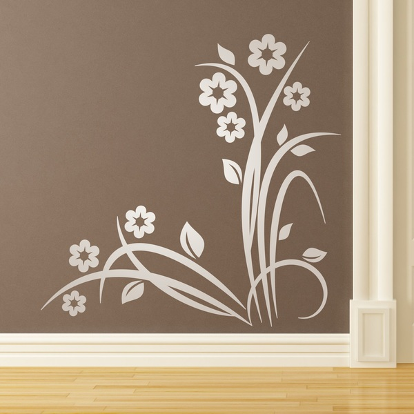 Wall Stickers: Noltea floral