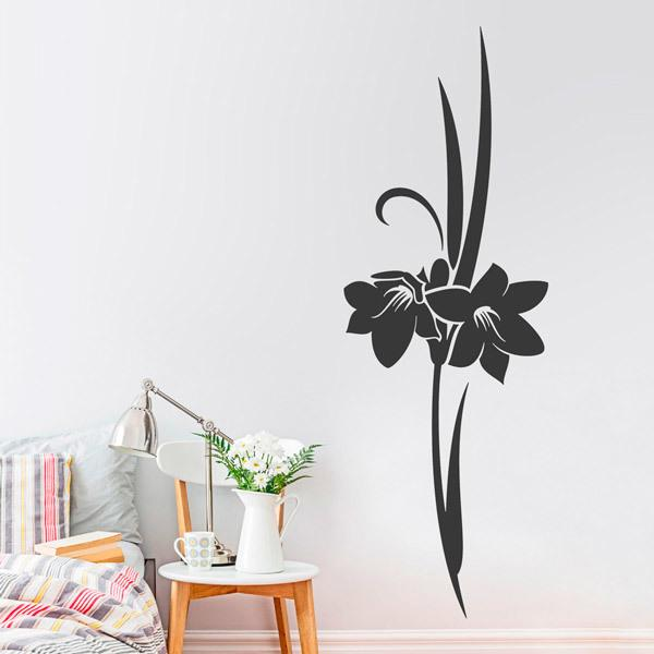 Wall Stickers: Floral Myrtus 0